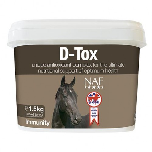 NAF D-Tox for Horses