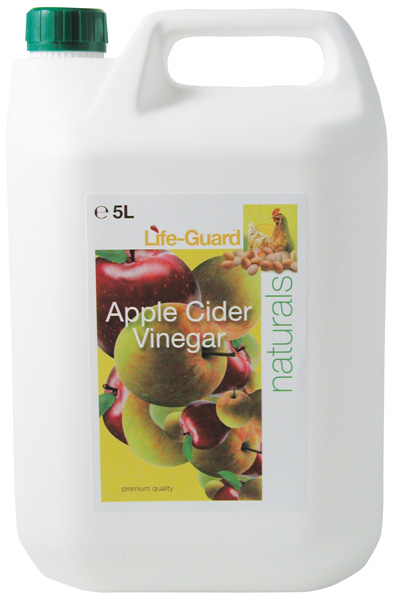 NAF Life-Guard Apple Cider Vinegar for Poultry