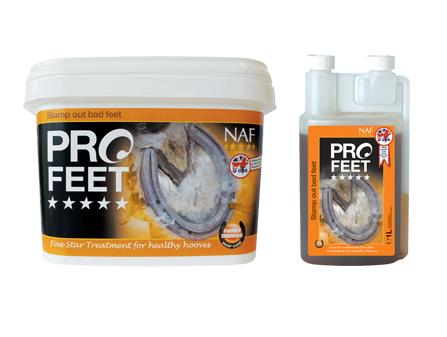 NAF Five Star Profeet for Horses