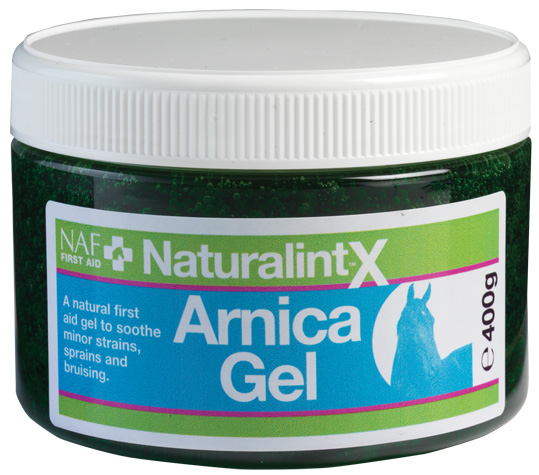 NAF NaturalintX Arnica Gel for Horses