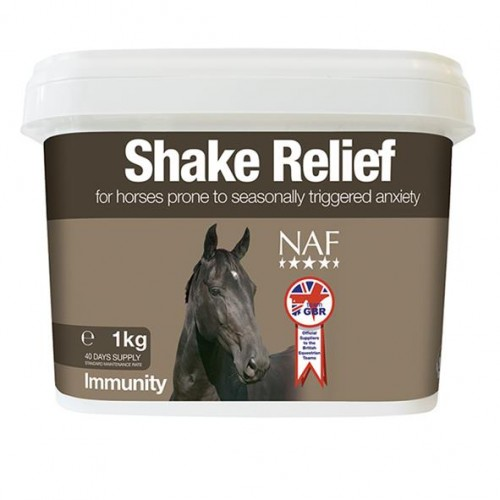 NAF Shake Relief for Horses