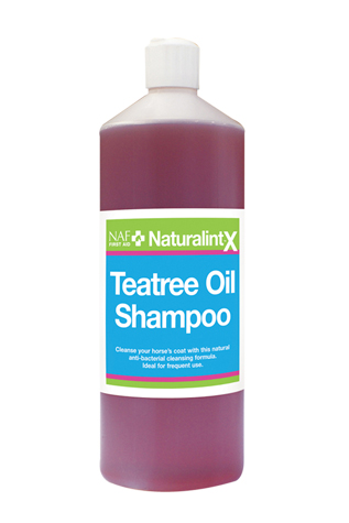 NAF Naturalintx Tea Tree Oil Shampoo for Horses