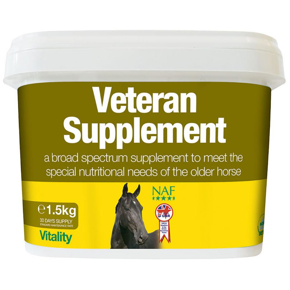 NAF Veteran Supplement for Horses