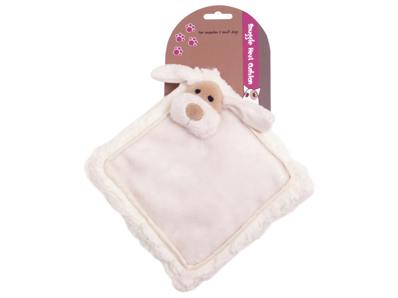 Natural Nippers Snuggle Heat Cushion Dog Toy