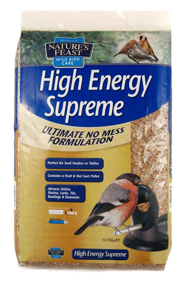 Nature's Feast High Energy Supreme Bird Food