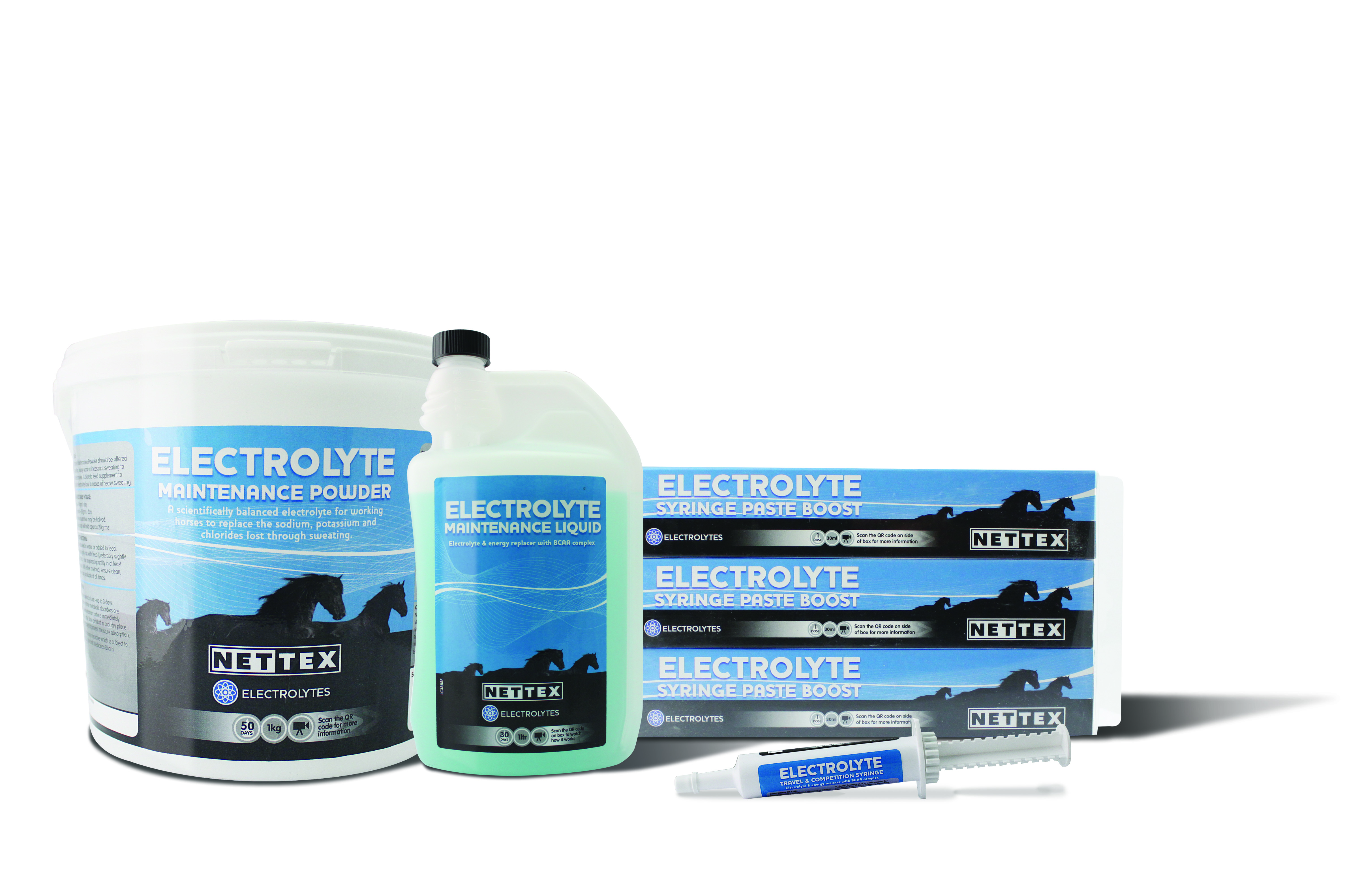 Net-Tex Electrolytes for Horses