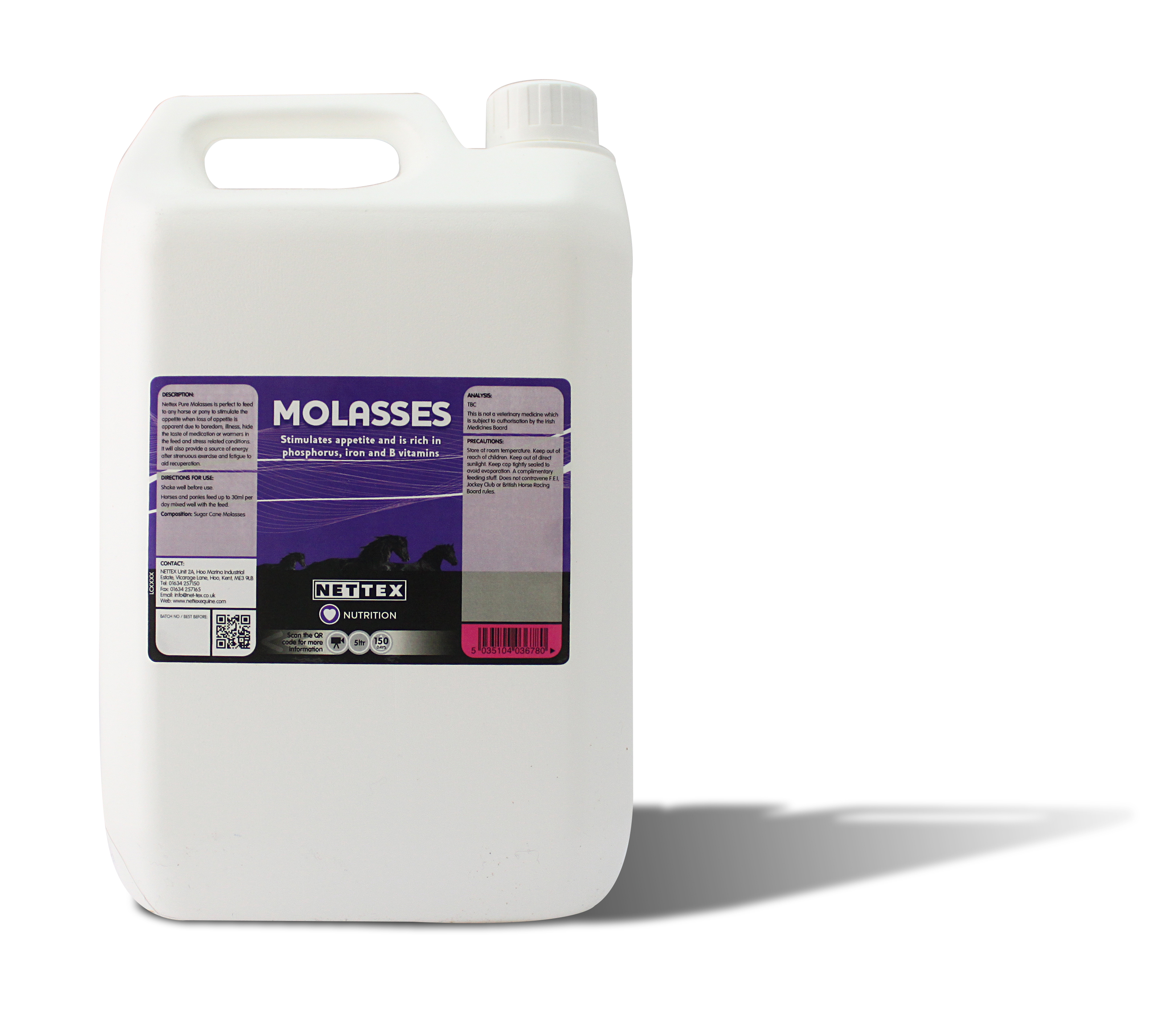 Net-Tex Molasses for Horses