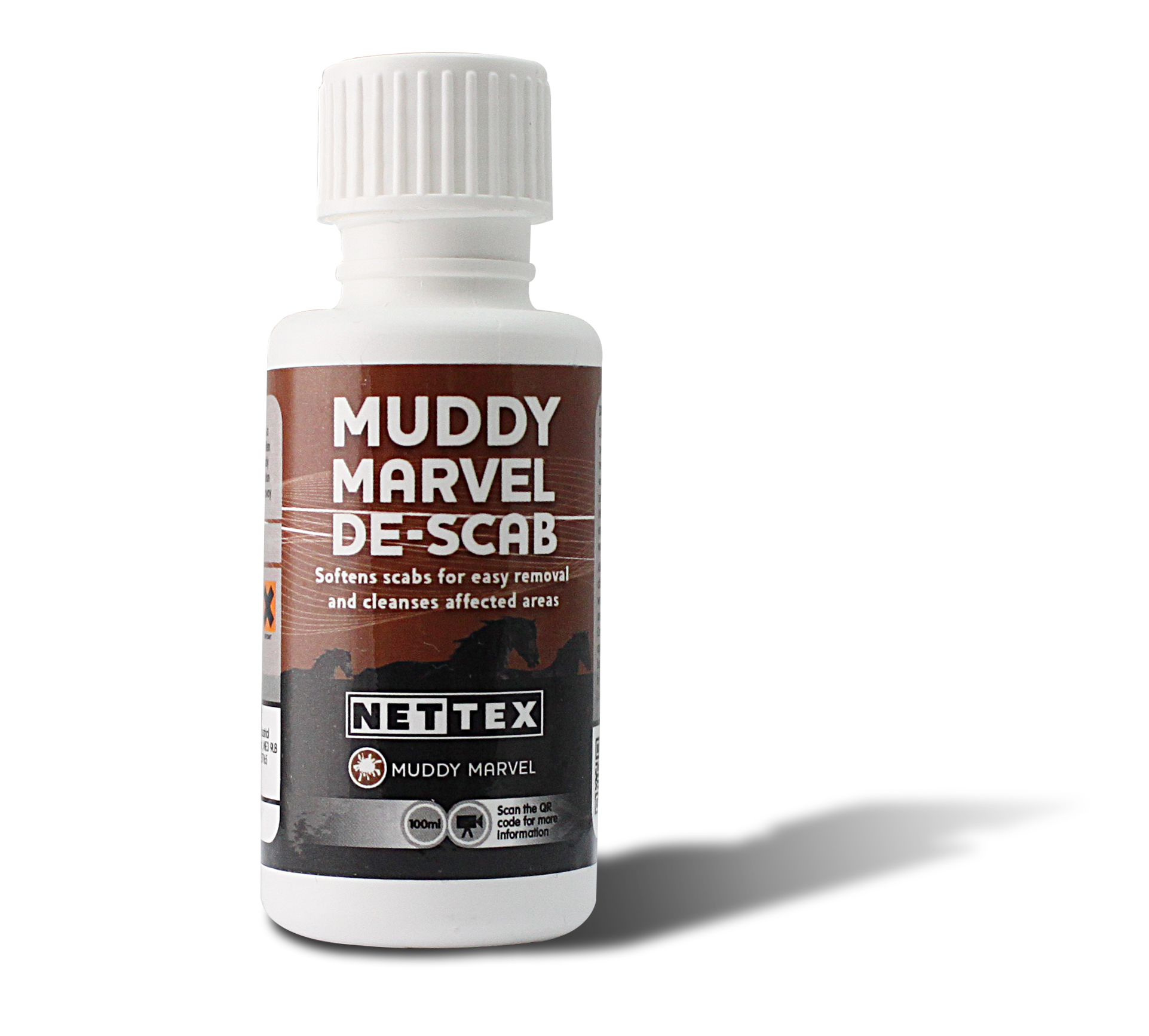 Net-Tex Muddy Marvel De-Scab for Horses