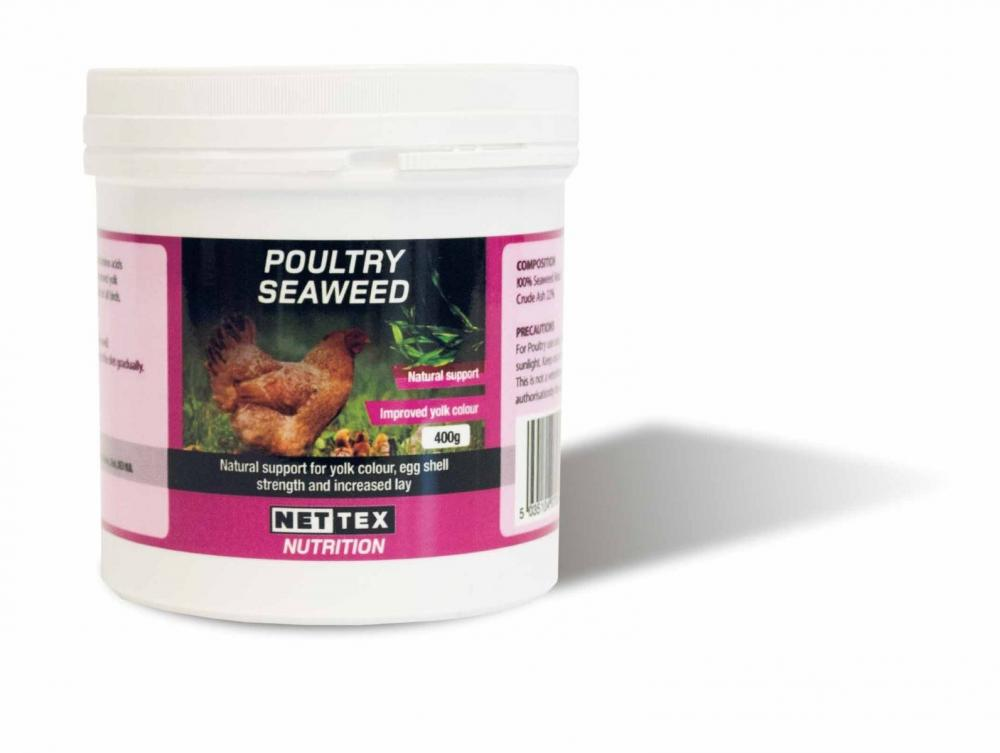 Nettex Poultry Seaweed