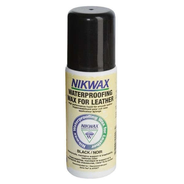 Nikwax Waterproofing Wax Liquid for Leather