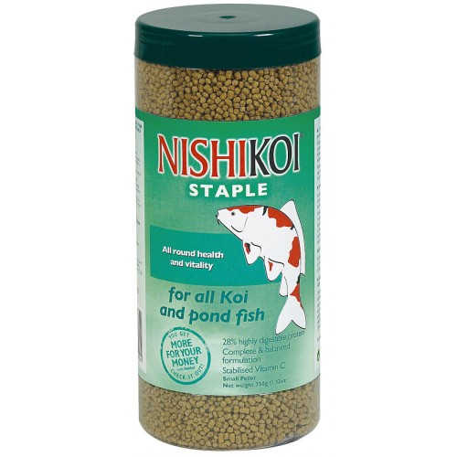 Nishkoi Staple Pellets Fish Food