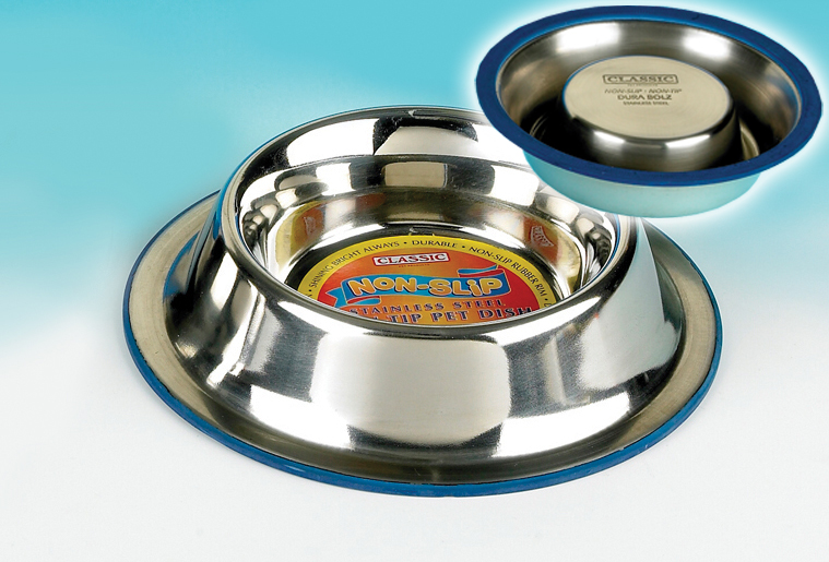 Classic Non Tip Stainless Steel Bowl
