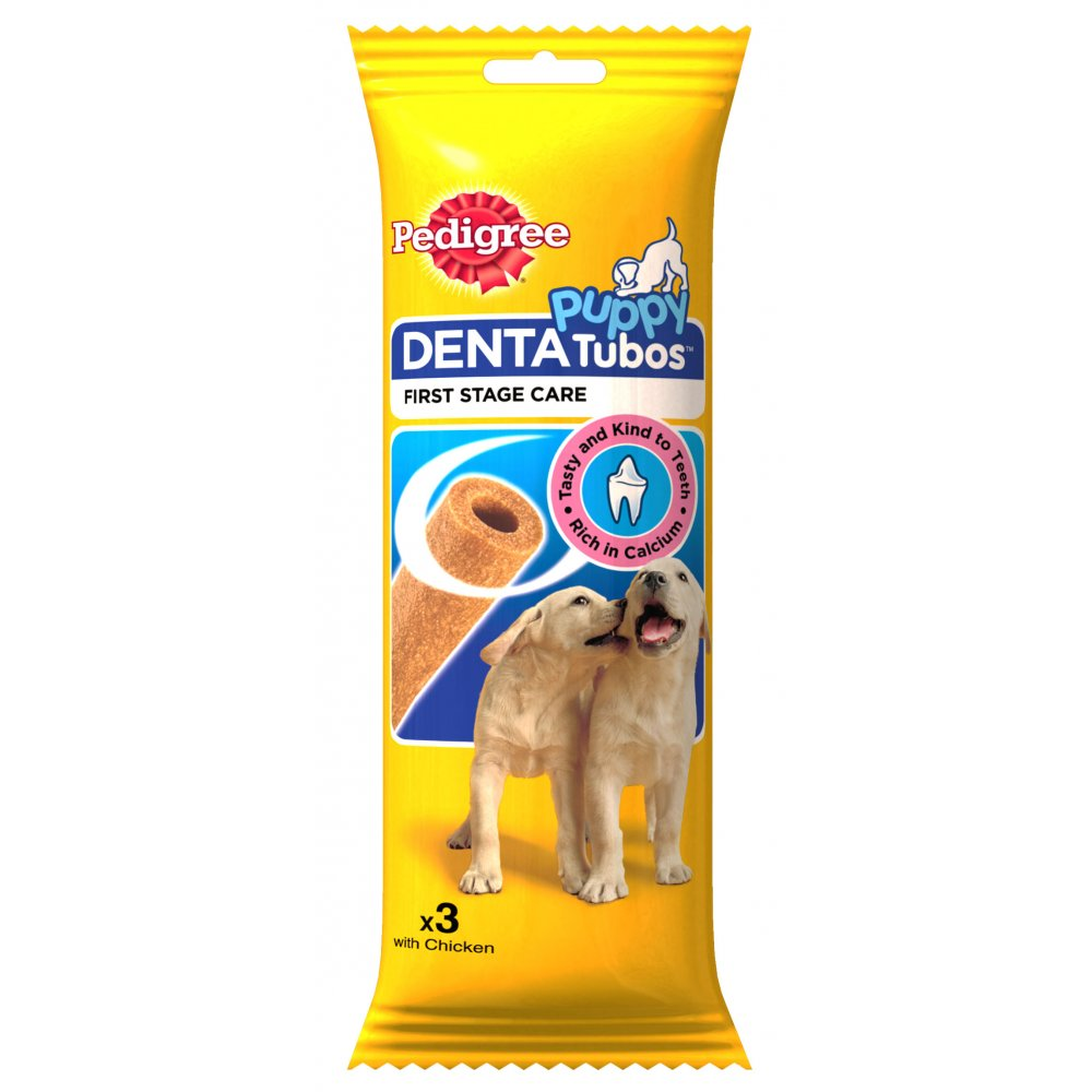 Pedigree DentaTubos Puppy Treats