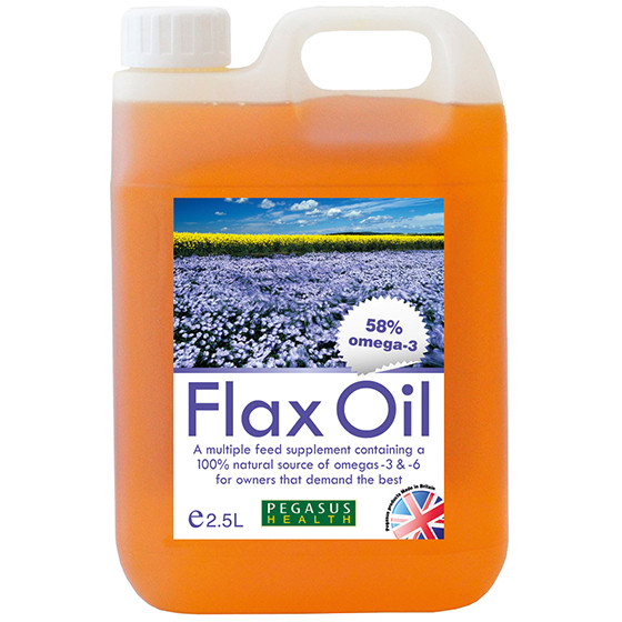 Pegasus Flax/Linseed Oil for Horses
