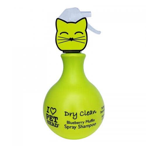 Pet Head Cat Dry Clean Shampoo