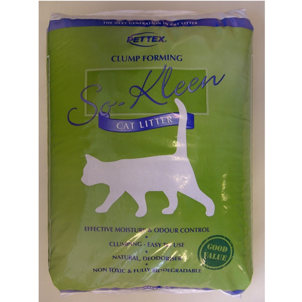 Pettex So-Kleen Cat Litter