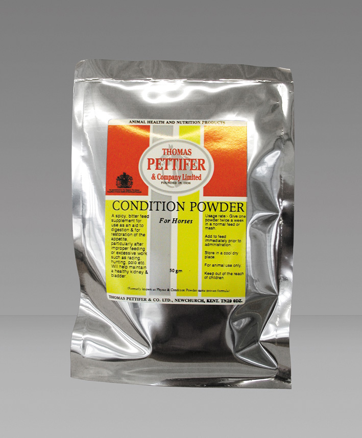 Pettifers Condition Powder for Horses