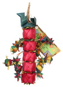 Planet Pleasure Parrot Pinata Bird Tower