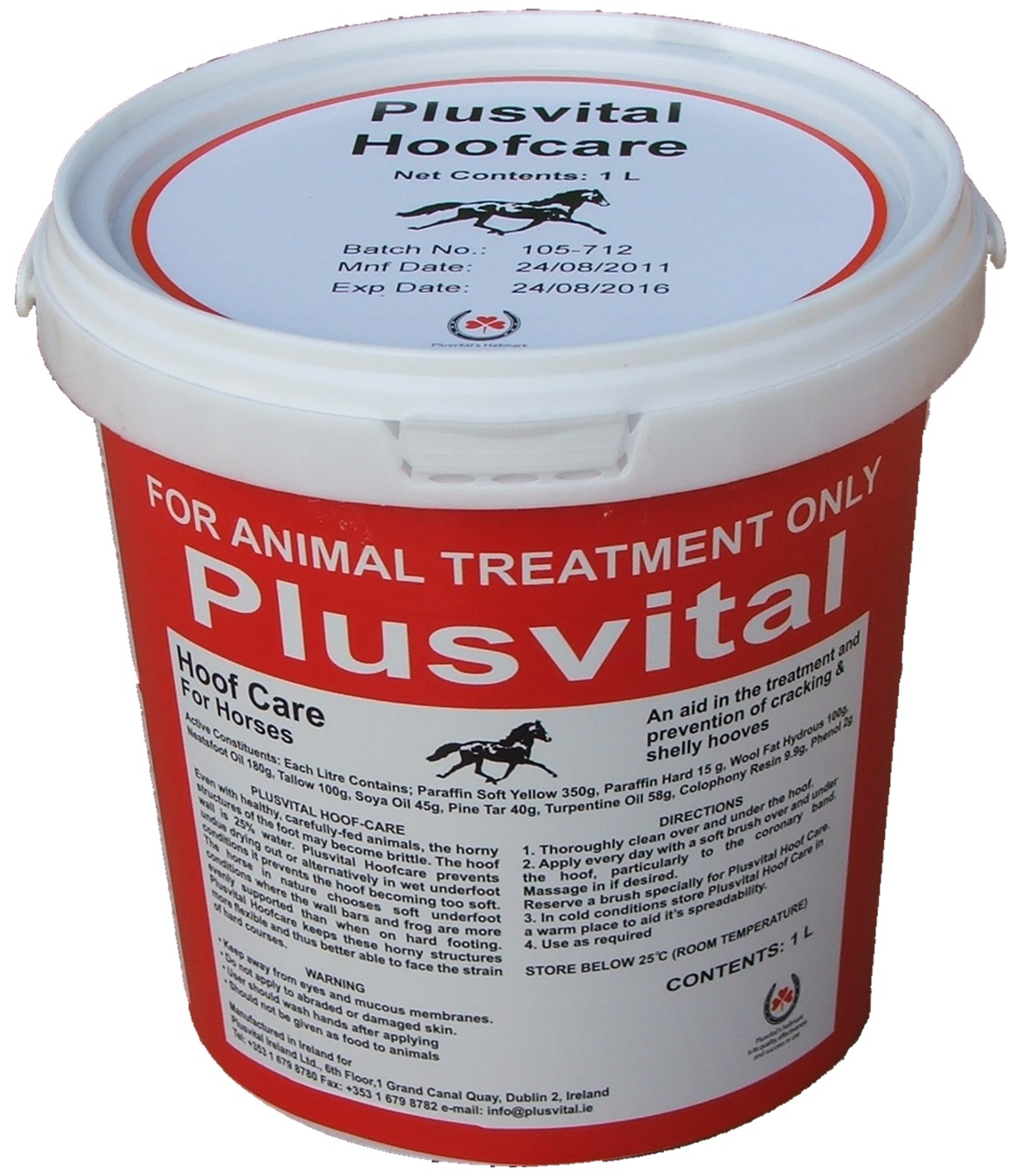 Plusvital Hoof Care for Horses