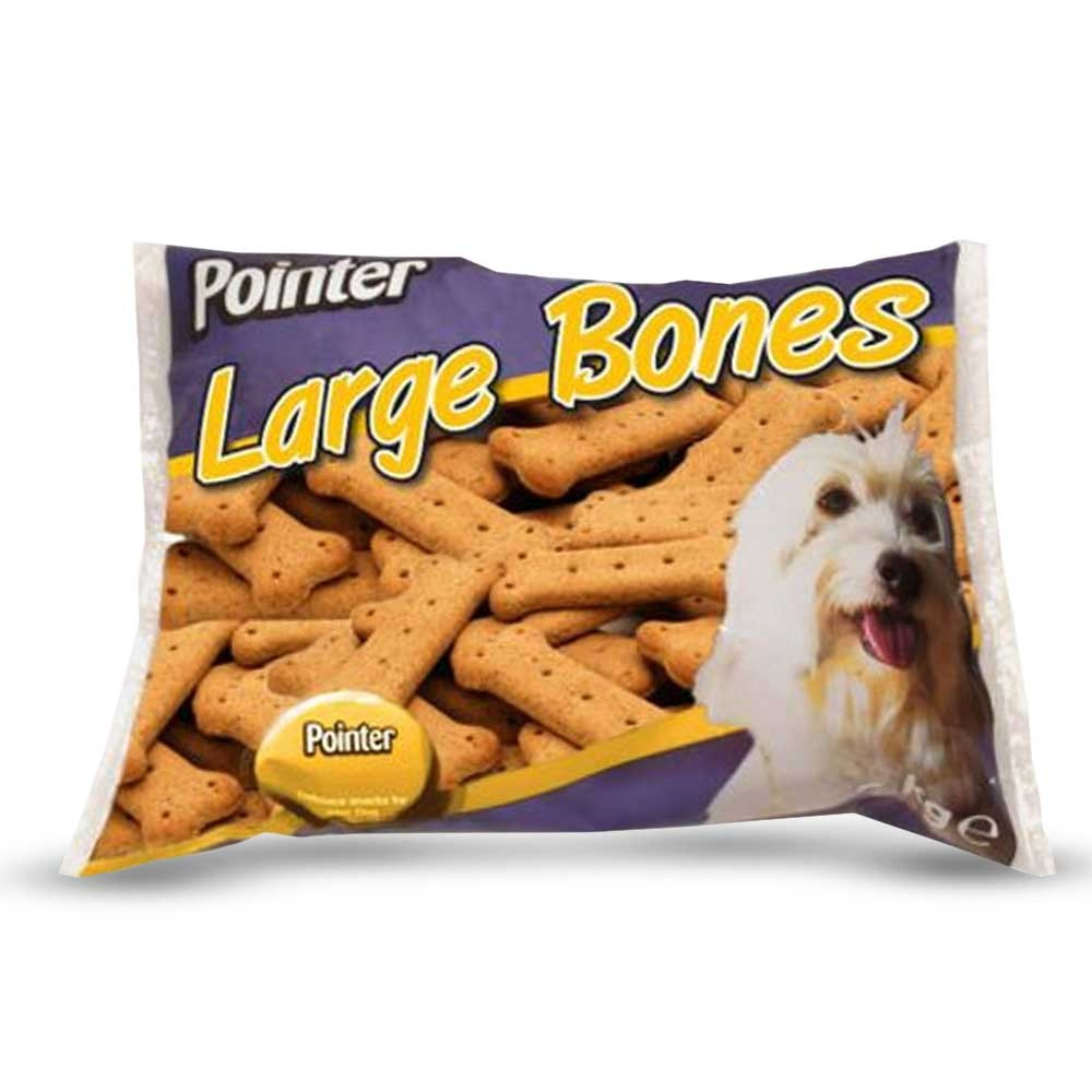 Pointer High Protein Large Bones Dog Treats