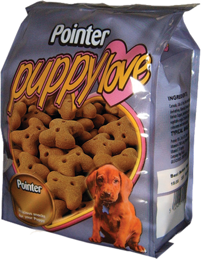 Pointer Puppy Love Bones Treats