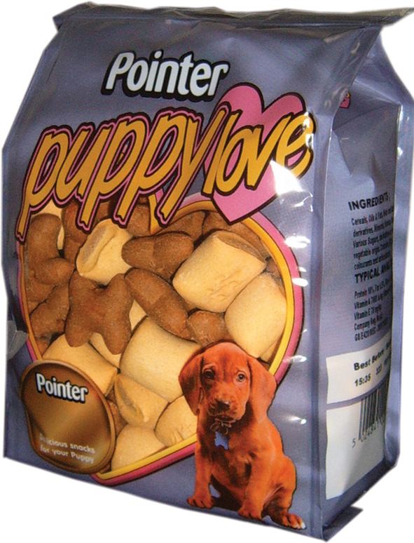 Pointer Puppy Love Treats