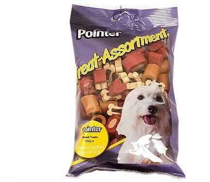 Pointer Treat Assortment for Dogs