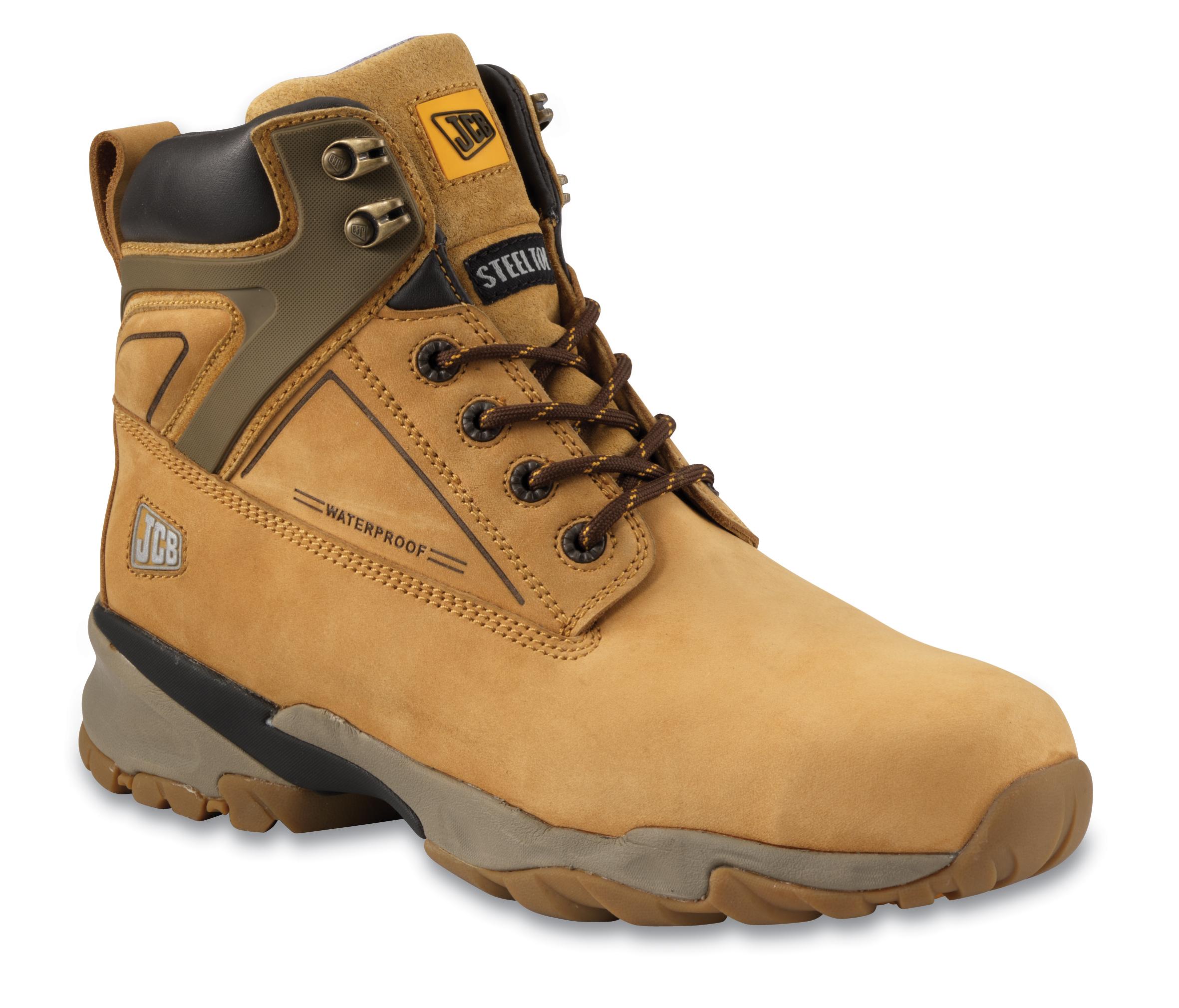 8b3f58e23eb Progressive Safety JCB Fast Track Boots