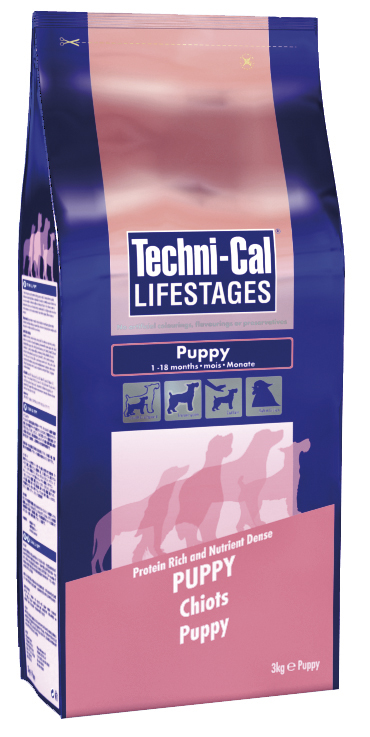 Techni-Cal Lifestages Puppy Food