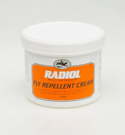 Radiol Fly Repellent Cream for Horses