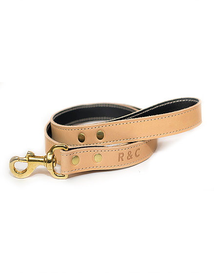 Ralph & Co Dog Lead Leather Verona