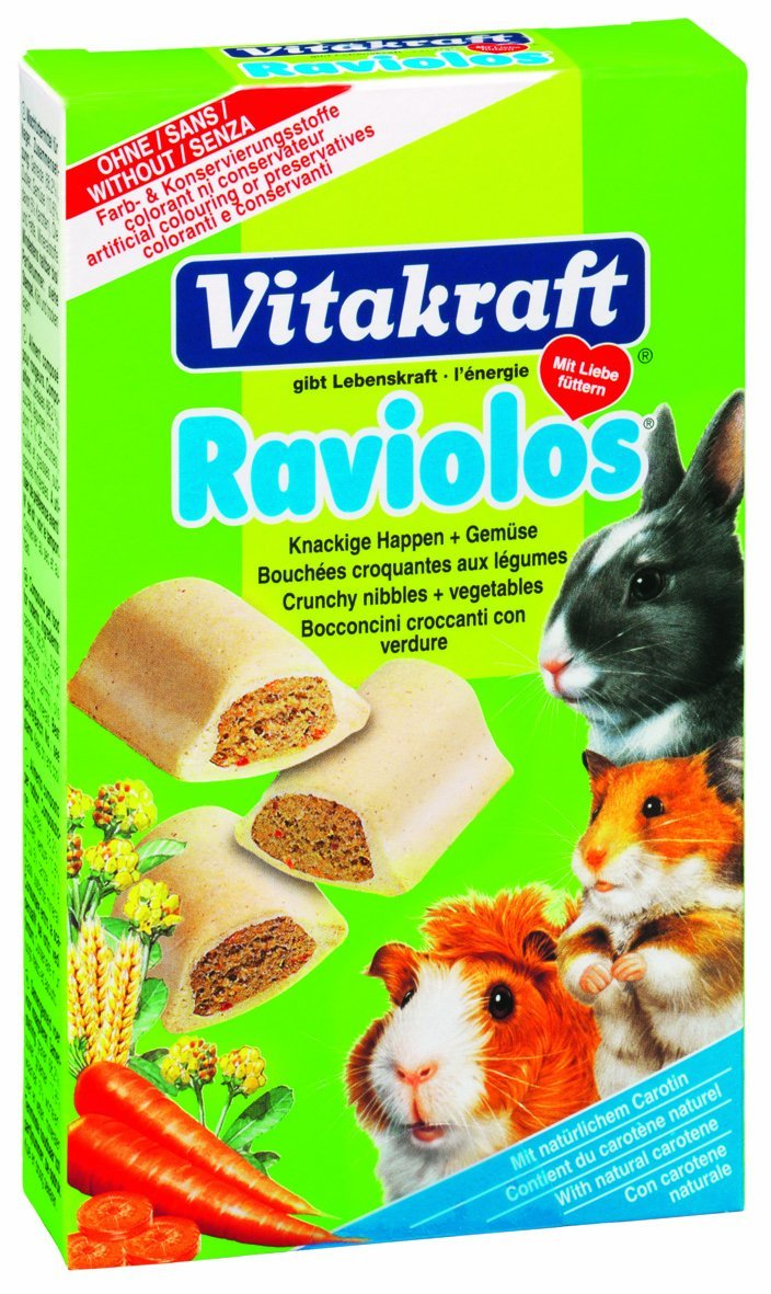 Vitakraft Raviolos Small Animal Treats