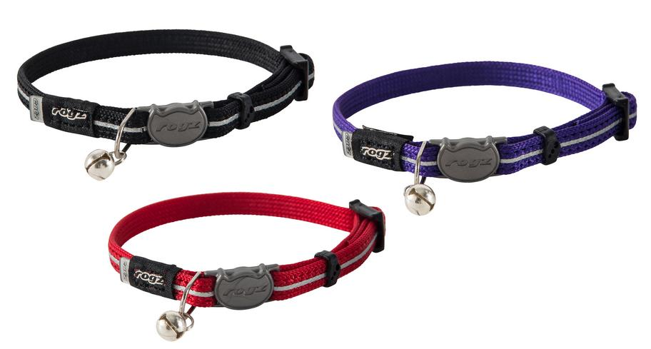 Rogz Breakaway Buckle Cat Collar