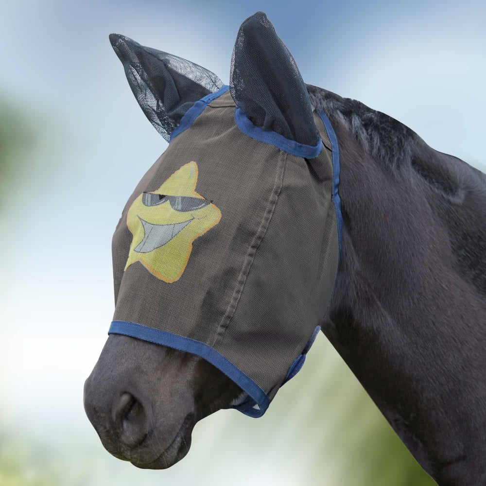 Roma Face Fly Mask