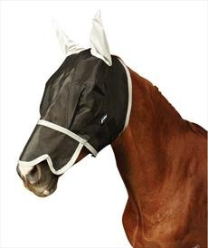 Roma Fly Mask with Nose & Ears