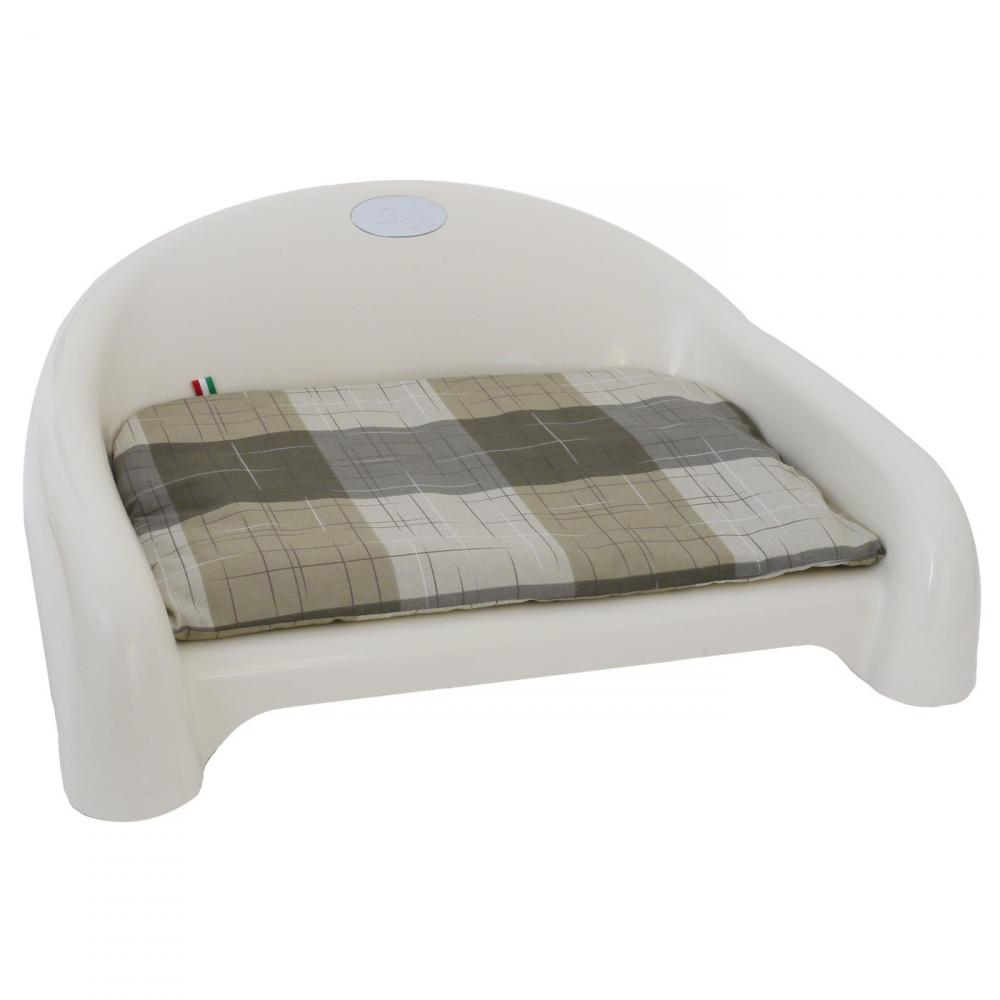 MP Bergamo Lilly Plastic Beds for Dogs & Cats