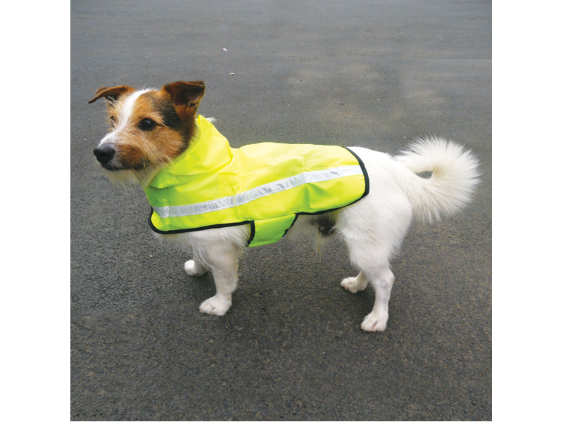 Rosewood Reflective Rain Mac for Dogs