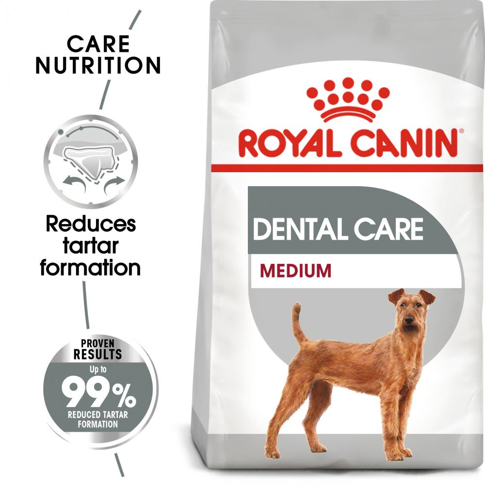 ROYAL CANIN® Medium Dental Care Adult Dog Food