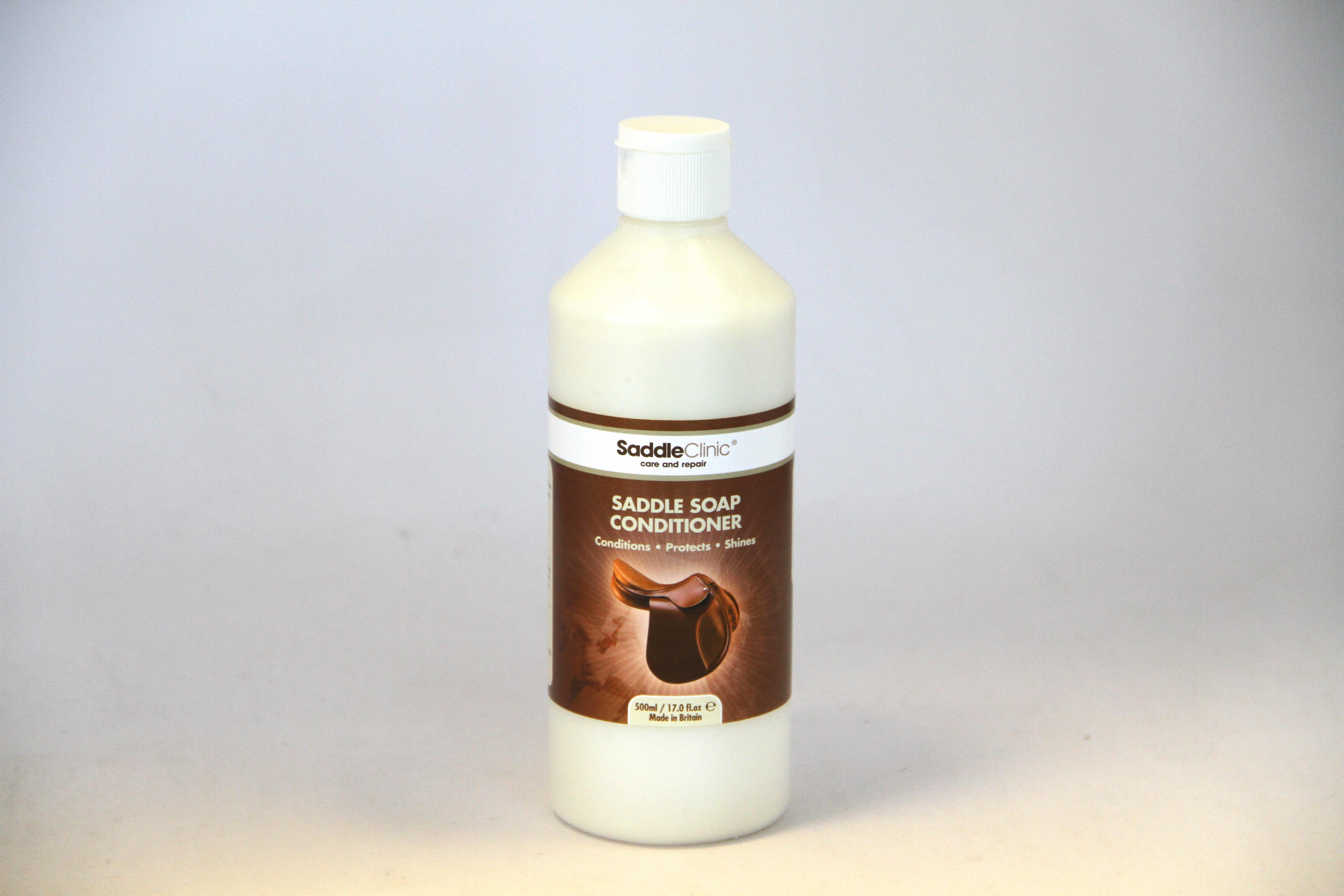 Saddle Clinic Saddle Soap Conditioner