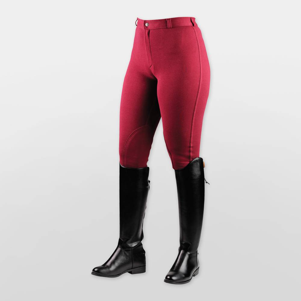 Saxon Warm Up Jodhpurs - Ladies