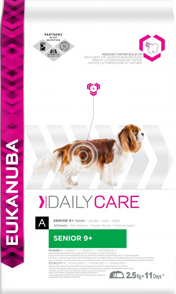 Eukanuba Adult Daily Care Senior Plus Dog Food