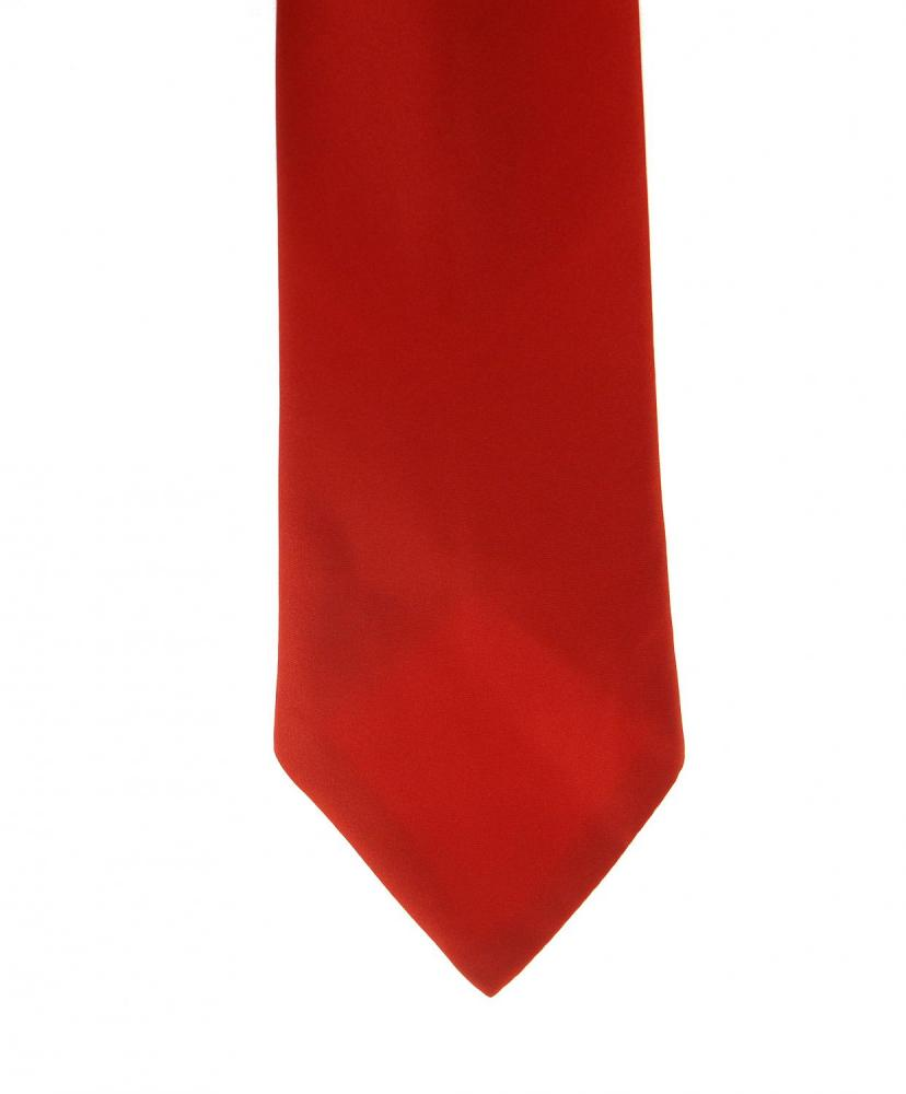 ShowQuest Plain Satin Tie