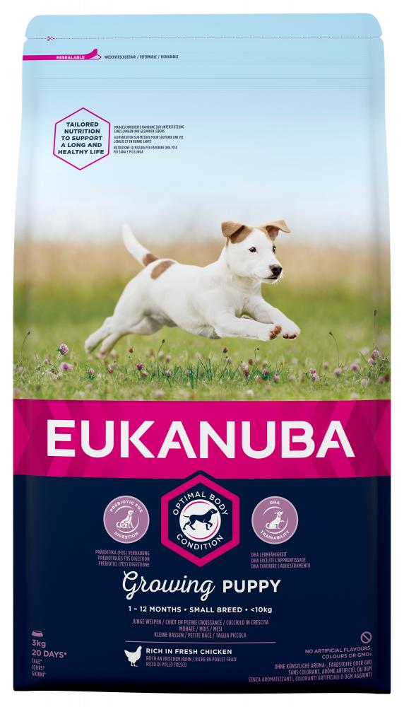 Eukanuba 🐶 Puppy Small Breed Dog Food