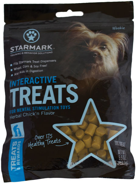 Starmark Interactive Treats for Dogs