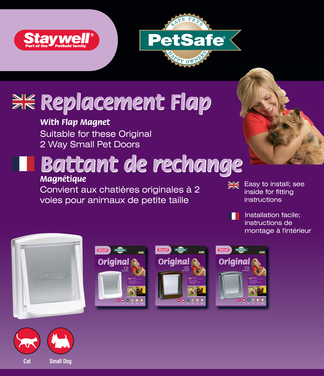 Staywell  Series Large Dog Flap