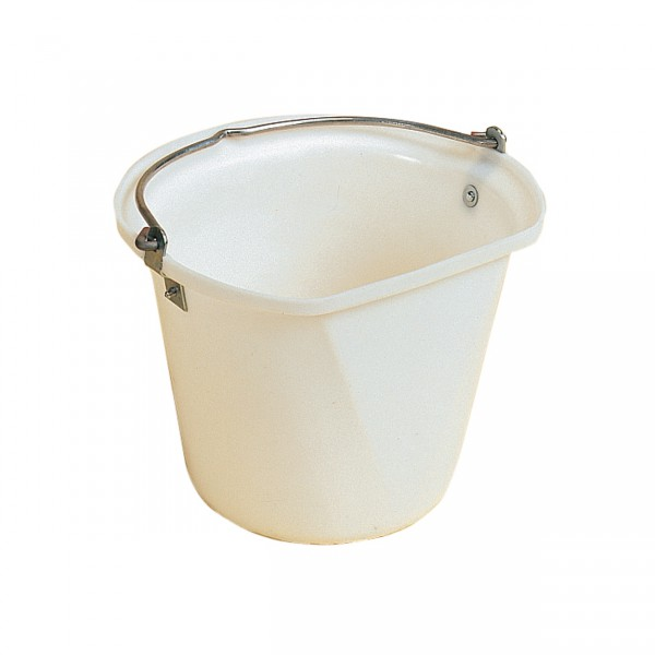 Stubbs Flat Sided Hanging Stable Bucket