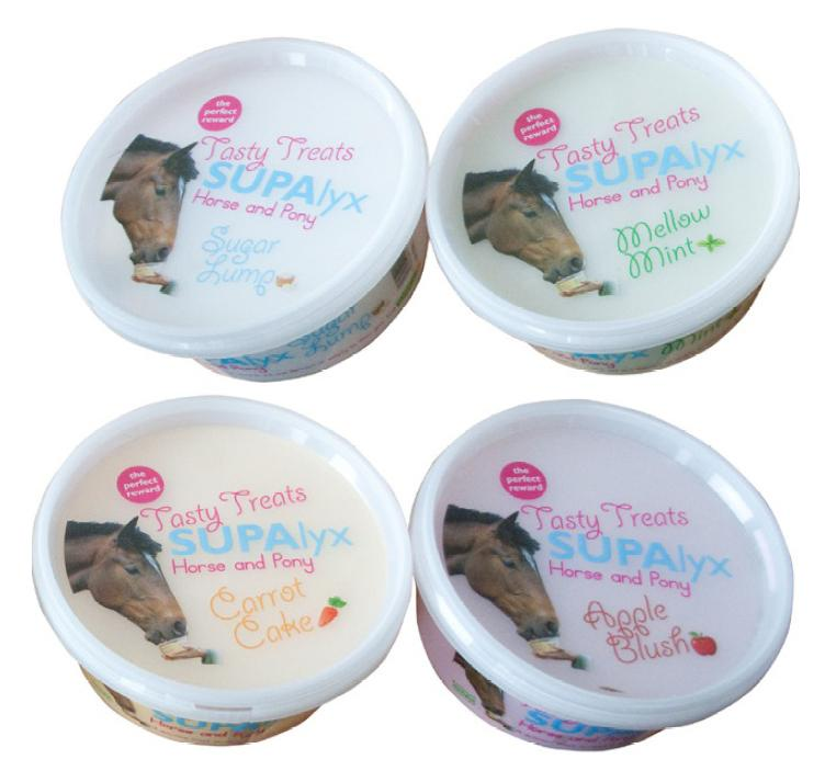 Net-Tex Supalyx Tasty Treats for Horses
