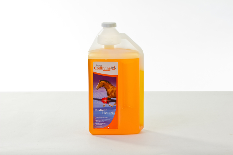 Super Codlivine Joint Liquid for Horses