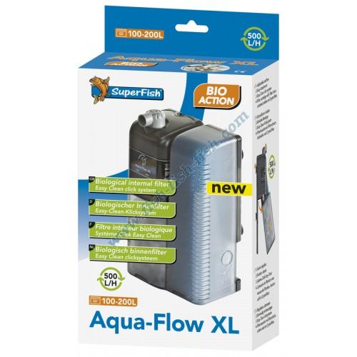 Superfish internal filters super fish aqua flow filter for Internal fish tank filter