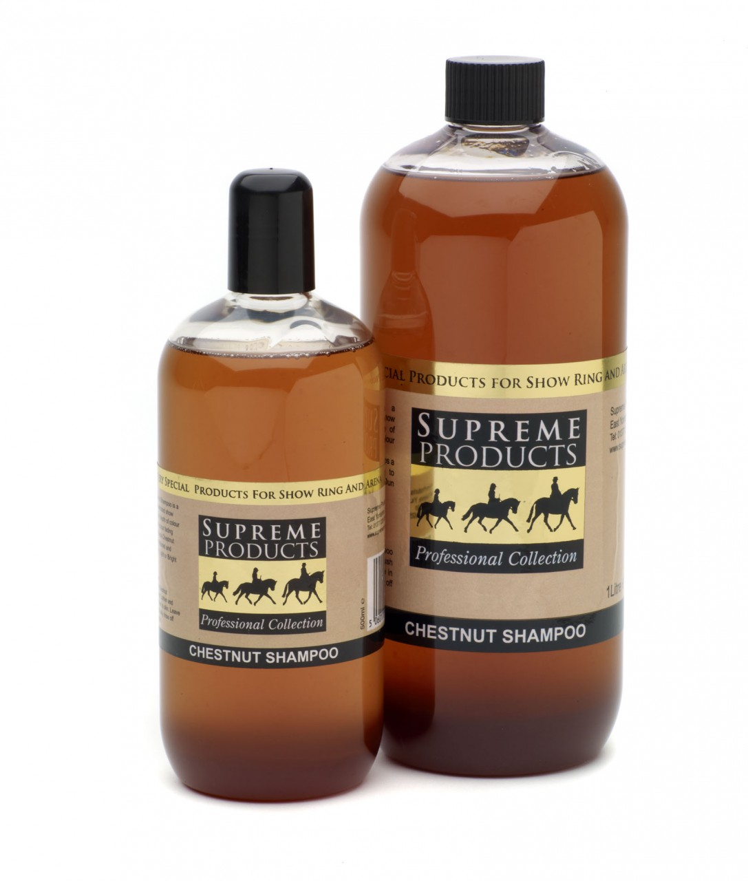 Supreme Products Chestnut Shampoo for Horses